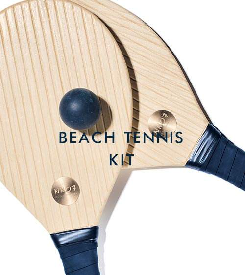 home Beach Tennis Kit