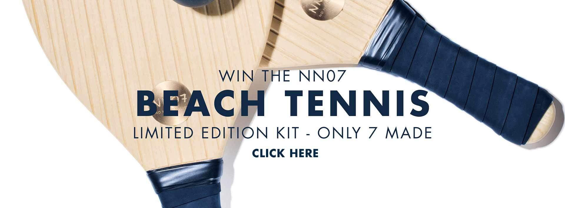 Beach Tennis Kit