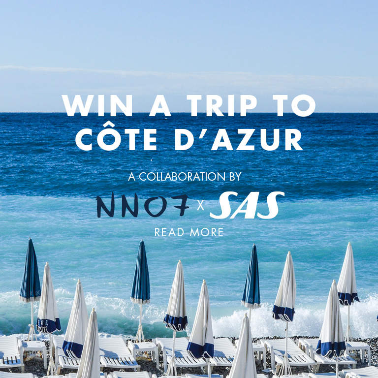 WIN A TRIP TO CÔTE D'AZUR